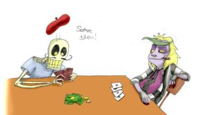 poker with jaque by Hiwi