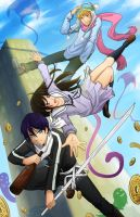 Noragami Together by kidokaproject