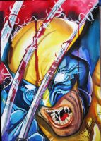 WOLVERINE by BeBBaclothing