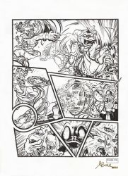 Commission_Lefftah_vs_ladyFang_Comic Page_09_2018 by AlexBaxtheDarkSide