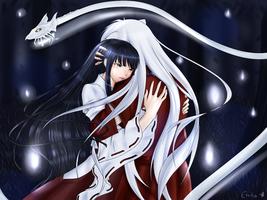 Inuyasha - Innermost love by Etrilya