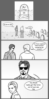 Graveside Service [AVENGERS SPOILERS] by Cera-Tay