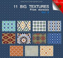 11 big textures from morocco 2 by TRIO-3