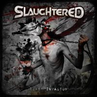 SLAUGHTERED - first invasion EP by zero-scarecrow13