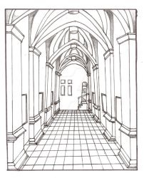 Perspective Drawing 1 by Aurora-Violet