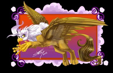 Epic Gilda by shottsy85