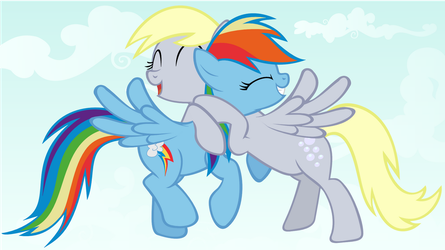 My Bestest Friend by adcoon