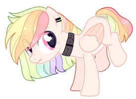 MLP OC|Rendov Lin (Commision) by ToffeeLavender