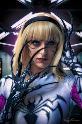 Stace or the Symbiote? by EnvisageU