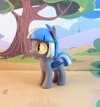 Filly Midnight Rush by krowzivitch