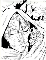 Crausse and Zat Inks by Crausse