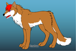wolf 128 by thisistheonlyme