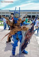 My Nightmare cosplay  from Soul Calibur 2 by DarioxCosplay