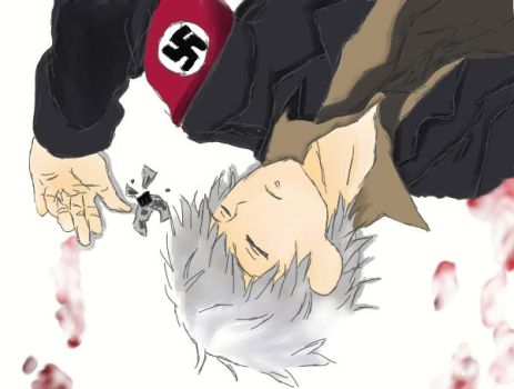 The Old Me Is Gone  by ask--prussia