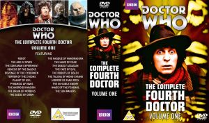 The Complete Fourth Doctor Volume One Boxset by Cotterill23