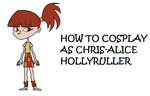 How to Cosplay as Chris-Alice Rollyruller by Prentis-65