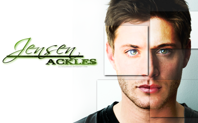 Jensen Ackles Wallpaper- 7 by LadyJenney