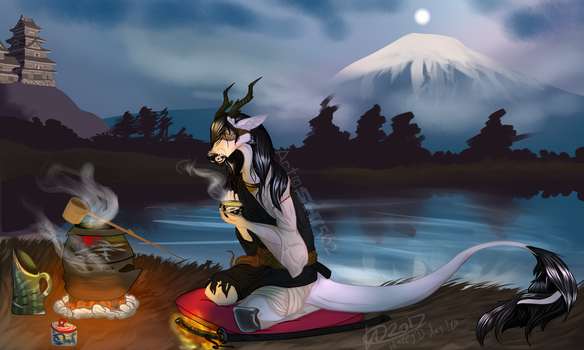 Tranquil Dusk :GIFT: by shi562