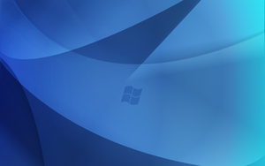 Deep blue windows wallpaper by The-Dogfather