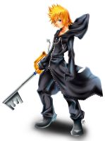 Roxas / Kingdom hearts by Mary147