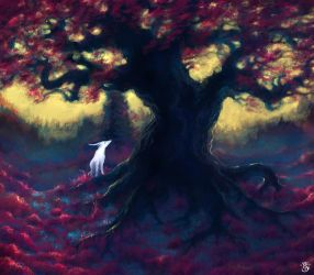 The Tree by Elthenstorm