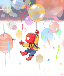 Balloons by peyoberry