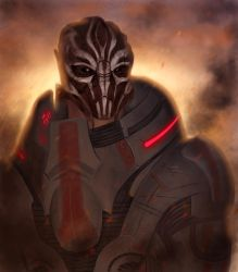 Nihlus--Mass Effect by HoustonSharp
