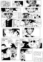 DRAGON BALL X ONE PIECE - PAGE 74 (THE END) by Einstein001