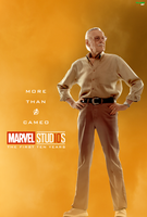 MARVEL STUD10S: More Than A Cameo by tclarke597