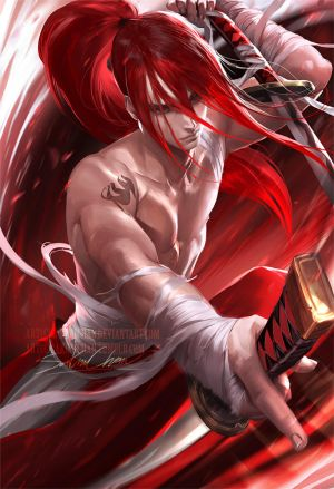 Male! Erza x Reader: Love and Sin by kunoichi101 on DeviantArt