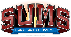Sums Academy logo by SuperEdco