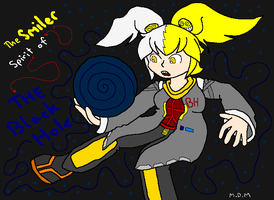 The Smiler - Spirit of - The Black Hole by mitchika2