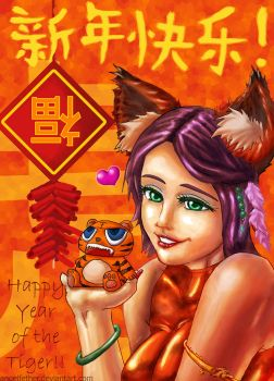 Gong Xi Fa Cai by AngelFether