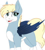 Spirit as a Pony by Spirit--Productions