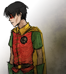 jason todd - work on my bones by dcake