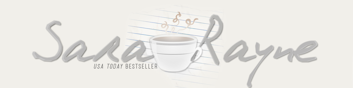 Sara Rayne Author Header by simirae