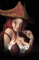 Miss Fortune LOL by AetheRecluse