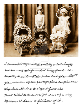 Doll Buggy Contest [Restoration] + Note by CheonHoPark