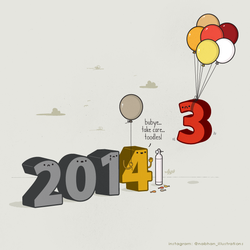 The Year Flew By by NaBHaN
