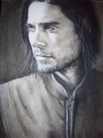 Jared Leto by pekuxumi