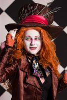 Mad Hatter by Lady-I-Hellsing