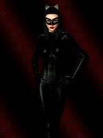 Catwoman by ironhead333