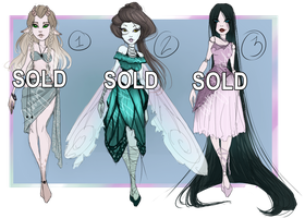 CLOSED Fantasy Adopts by Amythest621