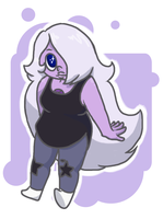Day 2: Amethyst by Vyenn