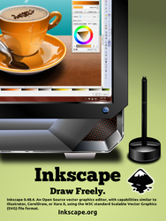 Inkscape ad by QuicheLoraine