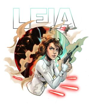 If you want to be a princess.  Be like Leia by djinn-world