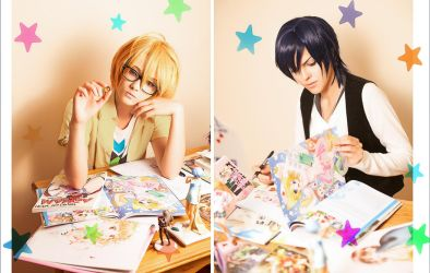 LOVE STAGE! Because I Was Able to Meet You by Misaki-Sai