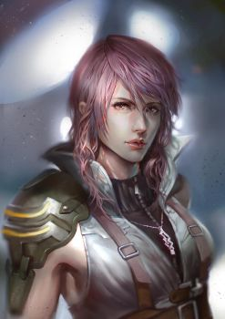 lightning by BramastaAji