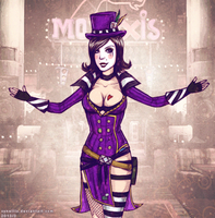 welcome to moxxxis by cynellis