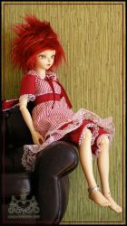Mielikki - red girl by Lelahel-Clothes